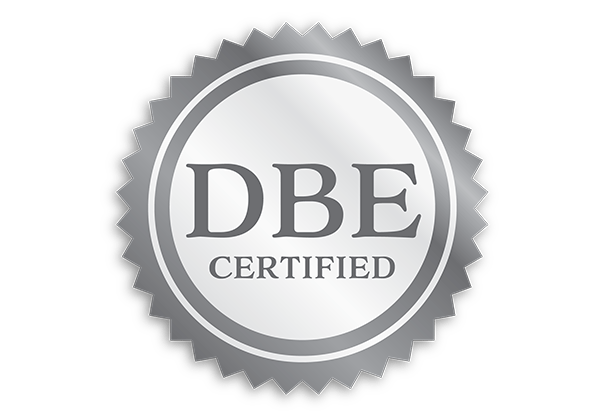 MDG is now DBE Certified