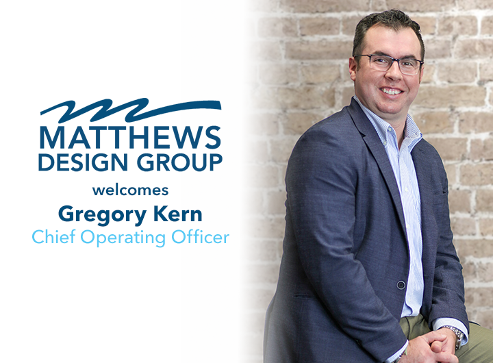 Welcome image for Gregory Kern, Chief Operating Officer