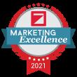 Zweig Marketing Excellence Award badge