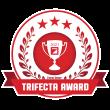 Zweig Group Trifecta Award badge